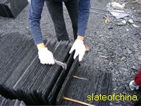 our slate quarry